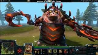 Dota 2 Pudge Set Scavenger OF The Basilisk