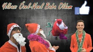 YILBAŞI ÖZEL- Noel Baba Oldum, çocuklara hediye verdim