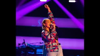 Who is Lekenah Eccles The Voice UK 2018 contestant who sang TLC No Scrubs