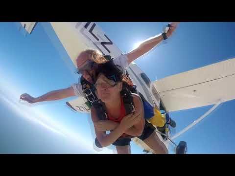 Skydive4Fun Namibia Swakopmund - Anette