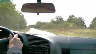 2 Minutes of fun - BMW M3 on Hwy 42