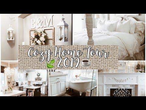Cozy Home Tour 2019