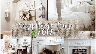 Cozy Home Tour 2019