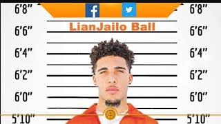 LiAngelo Ball was Arrested (Internet Reactions)