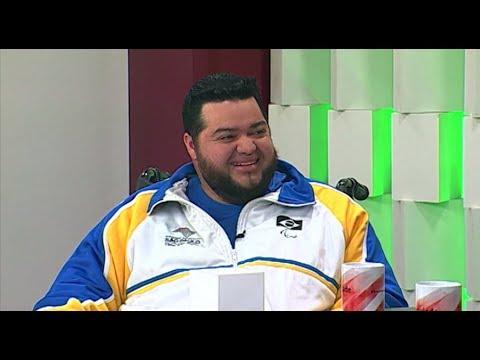 Dirceu José Pinto inspira prática esportiva para pessoas com deficiência I Identidade Geral