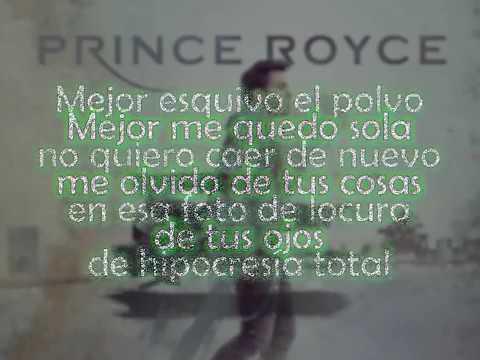 Prince Royce & Shakira - Deja Vu con Letra