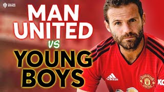 Manchester United vs Young Boys CHAMPIONS LEAGUE PREVIEW