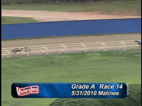 Victoryland 5/31/10 Matinee Race 14