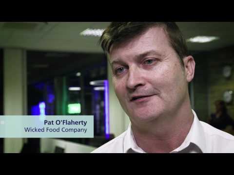 Food Works Vox Pops PAT O'FLAHERTY