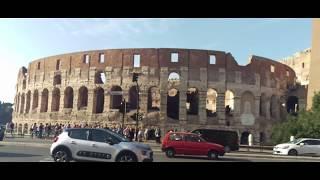 Italy. Rome. A preview. Мой сериал об Италии. АНОНС