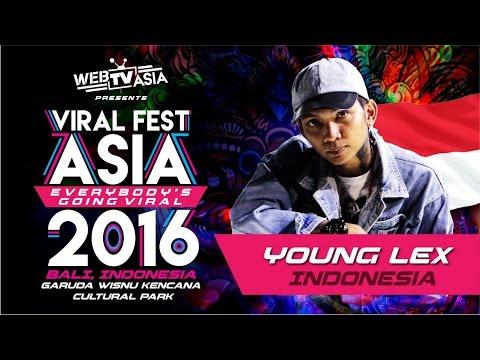 Viral Fest Asia 2016 - Younglex + Skinnyindonesian24 (Indonesia) Performance