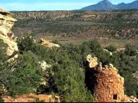 Anasazi and Fremont Indians
