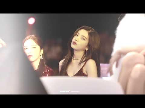 171201MAMA BTS  Not Today 레드벨벳 조이 Joy Focus