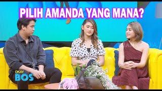 FULL Cinta Billy Diantara Dua Amanda, Manopo Atau Caesa | OKAY BOS 17/06/20