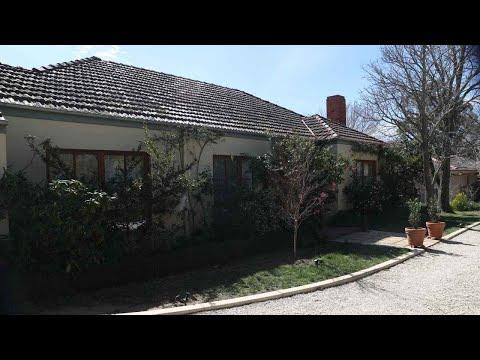 Australian Federal Police Raid Canberra Home
