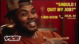 1-800-KEVIN: The Kevin Gates Helpline