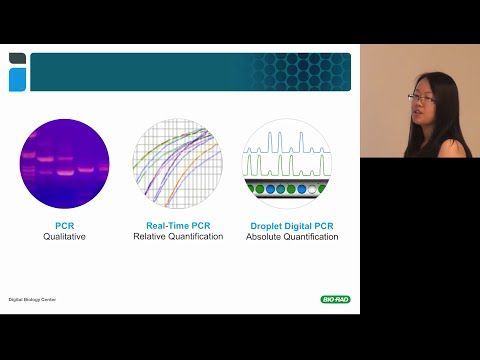 Introduction To Droplet Digital™ PCR: Workflow And Applications