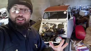 2CV Engine Overhaul: Part One - oil and fail