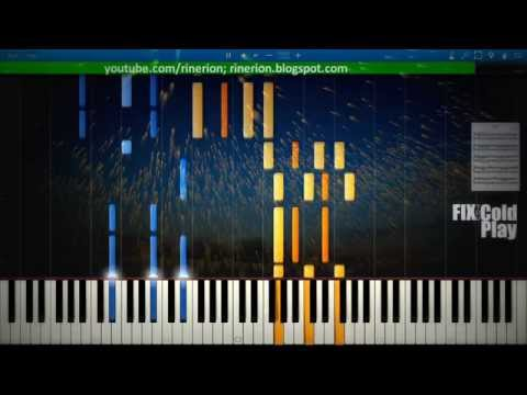 Coldplay - Fix You [Piano]