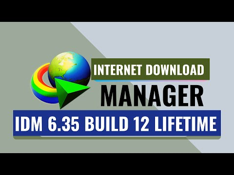 Activate Latest Version Of IDM 6.35 Build 12 Free Full Version | Internet Download Manager 6.35 2019