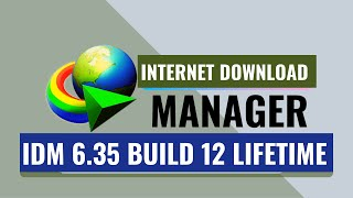 Gambar cover Activate Latest Version Of IDM 6.35 Build 12 Free Full Version | Internet Download Manager 6.35 2019