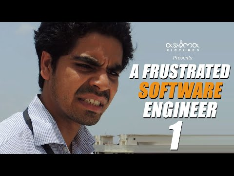 A Frustrated Software Engineer : 1 | Leave approval | Comedy