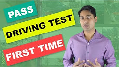 Pass Driving Road Test First Time No Critical Errors