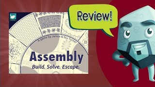 Assembly Review - with Zee Garcia