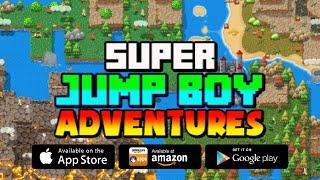 Jump Boy Adventures Game Trailer