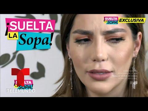 Frida Sofía se quiebra al hablar de su padre | Suelta La Sopa | Entretenimiento