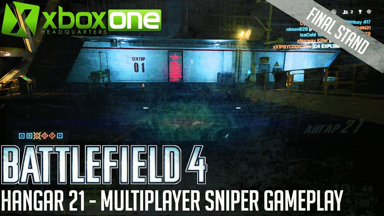 battlefield final stand xbox