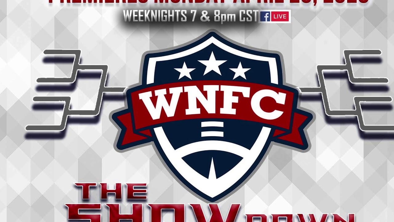 THE SHOWDOWN- WNFC Live Game Show