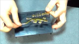 Наклейка объемная Ящерица QUATTRO(Наклейка объемная Ящерица QUATTRO мотомир.рф., 2016-02-25T09:30:27.000Z)