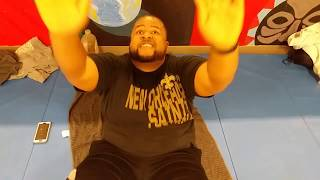 Abs. 1-2-3 Combos/Rocking Chairs. 3 min. Jarred put that work in today yall!