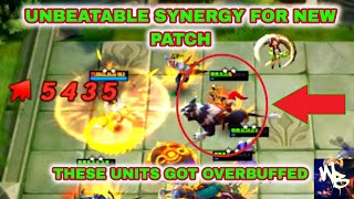 6 ELF SYNERGY IS INSANE - TOP MAGIC CHESS STRATEGY - Mobile Legends Bang Bang