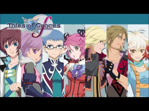 Tales of Graces - Japanese Opening