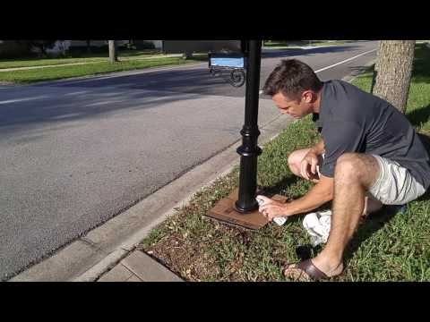 Painting your Mailbox in Bartram Springs - Homes for Sale