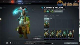 Mod Nature Prophet Scythe of Vyse