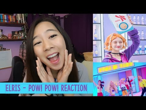 Elris - Pow Pow Reaction