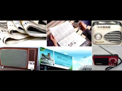 234 Channel《203040》第一節 - 傳統媒體的困局 2016-05-03