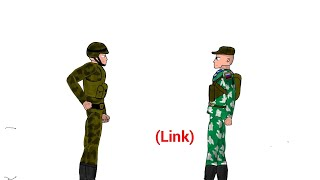 Army Sprites/Link