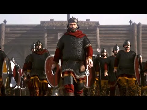 Total War: THRONES of BRITANNIA - TRAILER de ALFREDO el GRAN