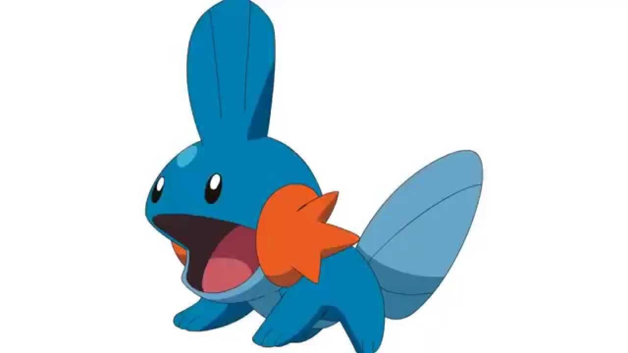 Pokemon Cries - Mudkip | Marshtomp | Swampert - YouTube