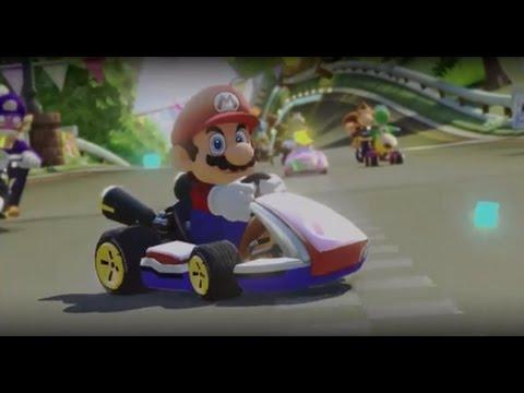Mario Kart 8 - 200cc - Grand Prix: All Cups & End Credits (DLC Included)