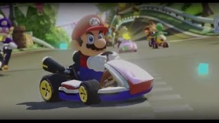 Mario Kart 8 - 200cc - Grand Prix: All Cups & End Credits (DLC Included)