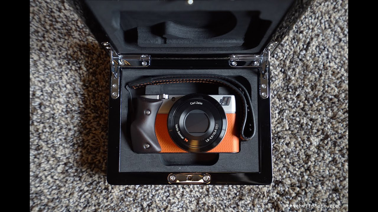 The Hasselblad Stellar Special Edition - Blowout Sale - YouTube