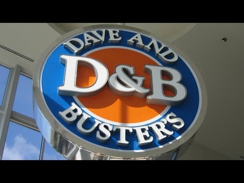 Here Is Why Jim Cramer Is Watching Dave & Busters' Comparable Store Sales Numbers
