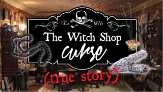 THIS happens when you bring A CURSE home from a witch shop...