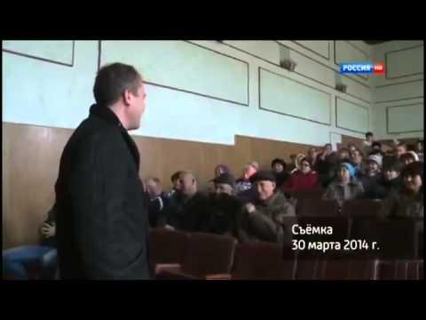 """село Григорьевка """"хочет"""" на Украину :)))"""