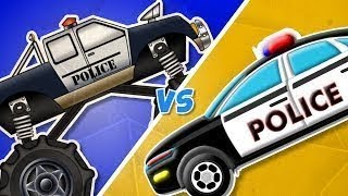 911 Police Car Parking Game - Traffic Police Car Drive GamePlay